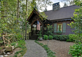 cabins for rent ellijay ga