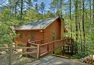 dancing sun cabin