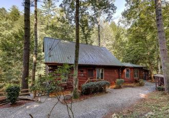 cabin georgia