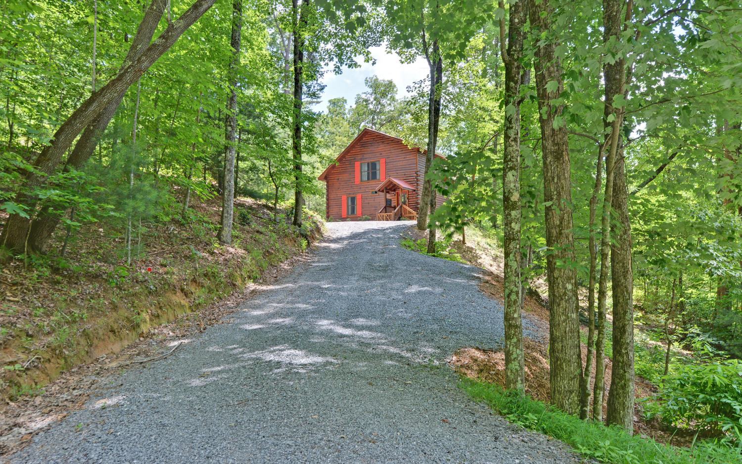 Beautiful log cabin in the nc blue ridge tripadvisor for Tripadvisor asheville nc cabin rentals