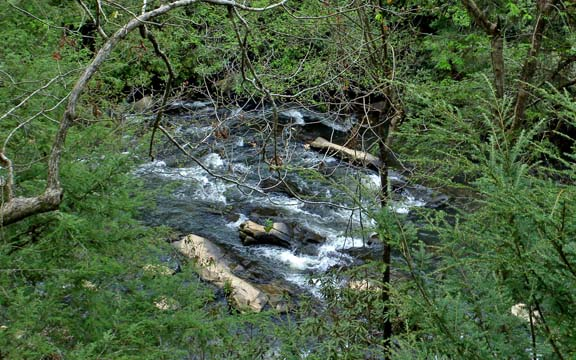 Cascading Waters Cabin Ellijay GA | Sliding Rock Cabins®
