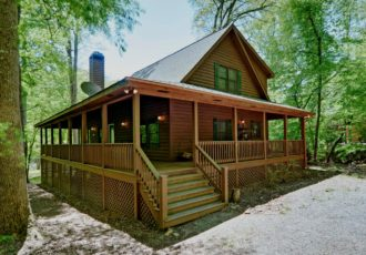 ellijay georgia cabins